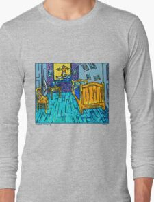 Arles Surf Club Long Sleeve T-Shirt