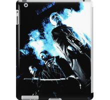 Les Velázquez Dark side iPad Case/Skin