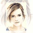 Emma Watson miniature EW7 by wu-wei