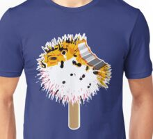 Fish Fugu Ice Cream Unisex T-Shirt