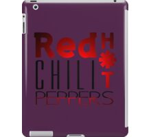 Red Hot Chili Pepper iPad Case/Skin