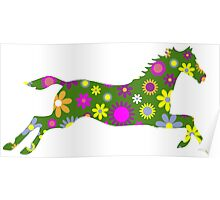 Cavalry FLOWERS Poster