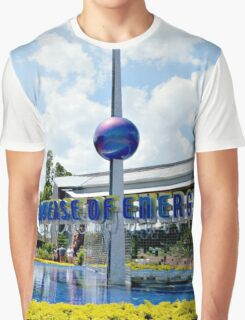 Universe of Energy Graphic T-Shirt