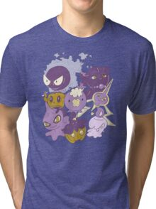 Ghost Babies by VIXTOPHER Tri-blend T-Shirt