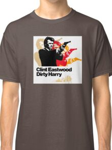 Dirty Harold Classic T-Shirt