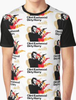 Dirty Harold Graphic T-Shirt