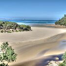 Tidal River, Wilsons Promontory National Park, Victoria by Adrian Paul