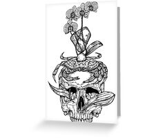 Cancer sign Greeting Card