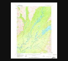 USGS TOPO Map Alaska AK Lime Hills A-3 357014 1954 63360 Unisex T-Shirt
