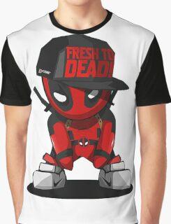 deadpool sneaker Graphic T-Shirt
