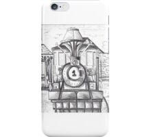 Engine #1 iPhone Case/Skin