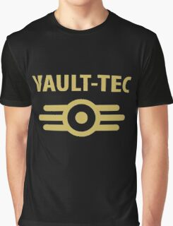 Vault Tec Graphic T-Shirt