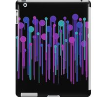 Colorful Dots & Drips iPad Case/Skin