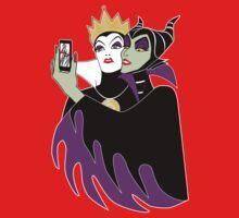 Grimhilde & Maleficent Selfie Kids Clothes