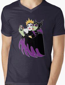 Wicked Selfie Mens V-Neck T-Shirt
