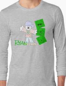 Meet Ryan! Long Sleeve T-Shirt