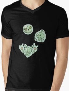 Solosis Evolutions Mens V-Neck T-Shirt