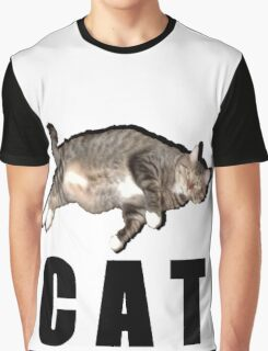 C A T Graphic T-Shirt