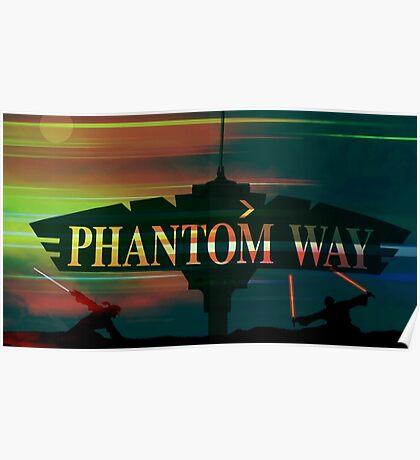 Phantom Way Poster