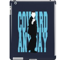 Quotable Who - Ninth Doctor iPad Case/Skin