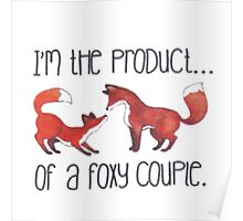 foxy couple Poster