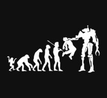 Evolution To Termination Baby Tee
