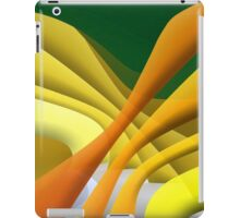 I haven't a clue, do you? iPad Case/Skin