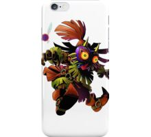 the legend of zelda 3d character iPhone Case/Skin