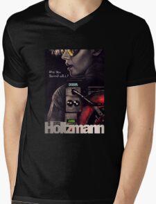 Who you gonna call? Holtzmann Mens V-Neck T-Shirt