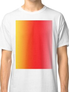 Ombre (Sunset) Classic T-Shirt