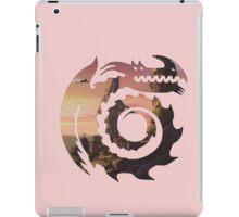 Berk crest iPad Case/Skin