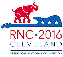 RNC 2016 Cleveland - RNCinCLE Photographic Print
