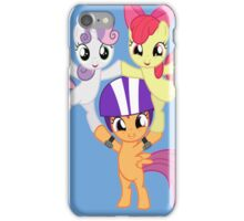 Ponyville Forever iPhone Case/Skin