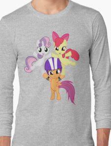 Ponyville Forever Long Sleeve T-Shirt