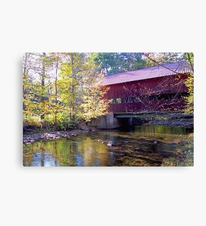 The Icons of Vermont Canvas Print
