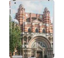 Westminster Cathedral iPad Case/Skin