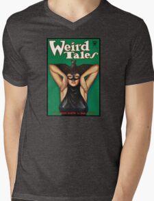 Weird Tales Mens V-Neck T-Shirt