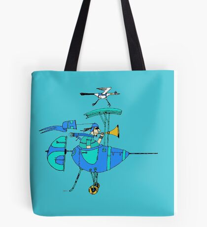 Flight School for Pono Tote Bag