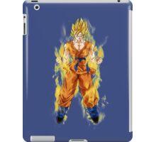Son Goku Dragon Ball Super Saiya iPad Case/Skin