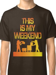 This Is My Weekend Beekeeping Classic T-Shirt