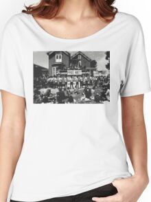 Black Panthers 1968 Women's Relaxed Fit T-Shirt