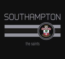 EPL 2016 - Football - Southampton (Away Black) by madeofthoughts