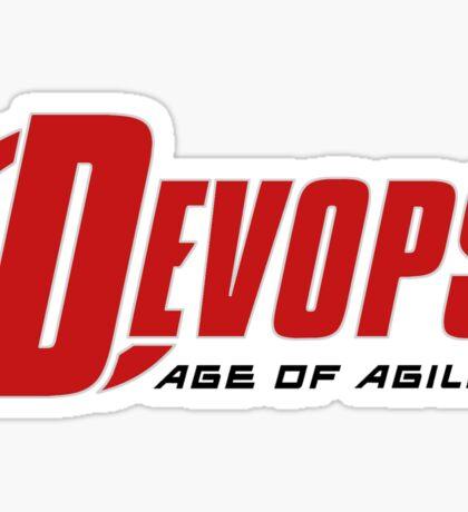 DevOps - Age of Agile Sticker