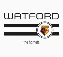 EPL 2016 - Football - Watford (Away White) by madeofthoughts