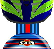 WILLIAMS_MASSA_BOTTAS_Helmets_2014 by Cirebox