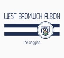 EPL 2016 - Football - West Bromwich Albion (Home White) by madeofthoughts