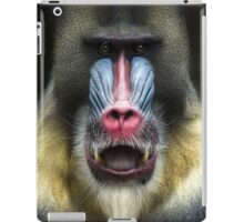Mandrill iPad Case/Skin
