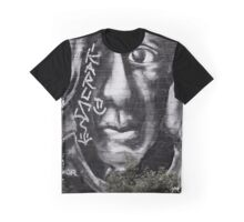 Peering Into The Future Graphic T-Shirt