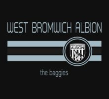 EPL 2016 - Football - West Bromwich Albion (Away Black) by madeofthoughts