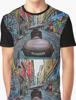 Hosier Lane Graphic T-Shirt